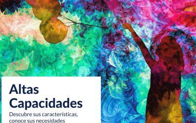 JORNADAS ALTAS CAPACIDADES EN ADAMUZ, SÁBADO 25 DE ENERO